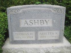 Arietta K. Ashby