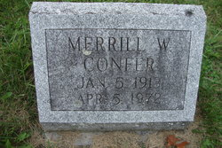 Merrill Wilson Confer