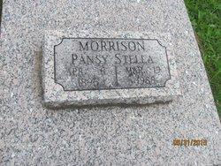 Pansy Stella <i>Clary</i> Morrison