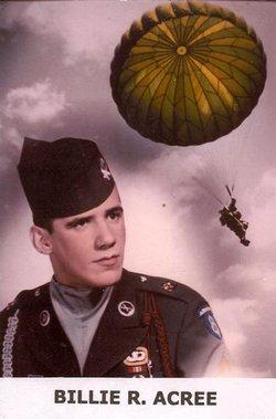 Sgt Billie Ray Acree