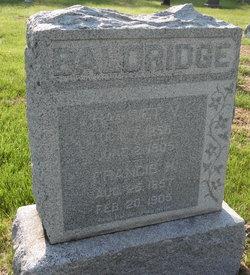 Harriet V. Baldridge