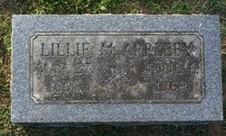 Lillie M <i>Doyle</i> Appleby