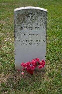 Elmer H Bendler