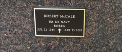Robert L McCale, Sr