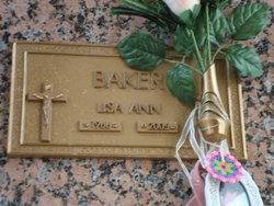 Lisa Ann <i>Stevens</i> Baker