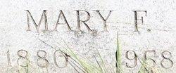 Mary Frances <i>Quiett</i> Osburn
