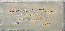 PFC Agapito V Agtarap