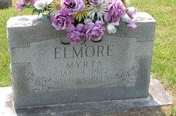 Myrta Mable Myrtie <i>Denham</i> Elmore
