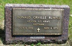LTC Donald Orville Rumpel