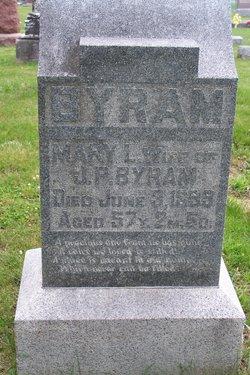 Mary Louisa <i>McNary</i> Byram