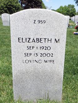 Elizabeth M <i>Wunder</i> Northup