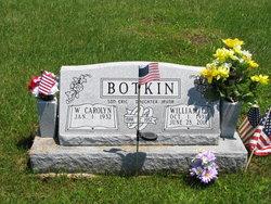 William Edward Eddie Botkin