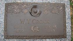 William Taft Crook