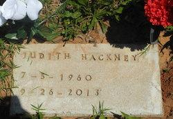 Judith Ann Judy Hackney