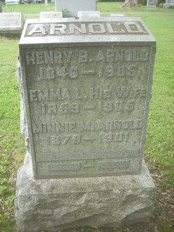 Henry B Arnold
