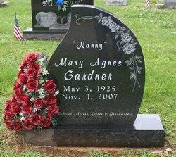 Mary Agnes <i>Jaggers</i> Gardner