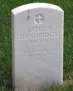 Arthur Dandridge