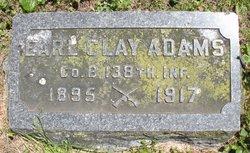 Earl Clay Adams