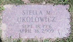 Stella M <i>Rogosienski</i> Ukolowicz