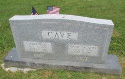 Katie <i>Jaggers</i> Cave