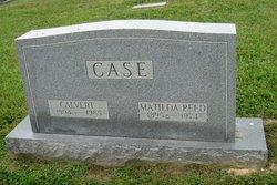 Matilda Tillie <i>Peed</i> Case