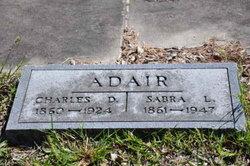 Sabra J <i>Longest</i> Adair