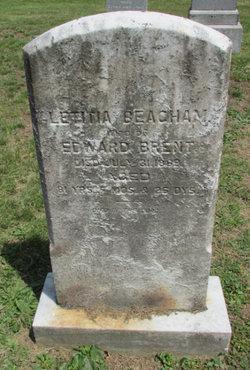 Letitia <i>Beacham</i> Brent