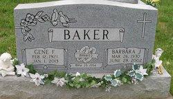 Barbara Jean <i>Webb</i> Baker