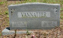 Laura W. <i>Whitley</i> Vannatter