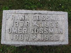 John Francis Frank Gossman