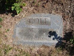 Emily G. <i>Randall</i> Cole