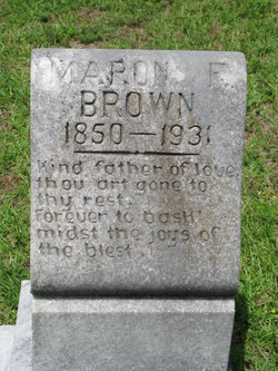 Marion Francis Brown
