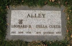 Adella M. Della <i>Curtis</i> Alley