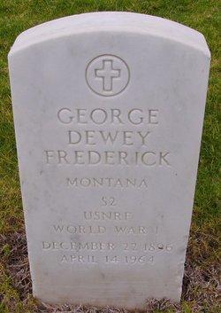 George Dewey Frederick