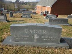 Dana <i>Harmon</i> Bacon