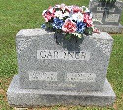 Elsie <i>Jaggers</i> Gardner