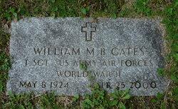 William M. B. Gates