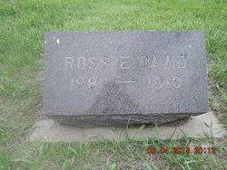 Ross E David