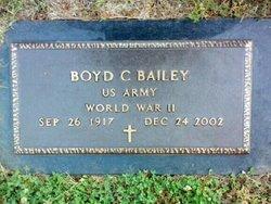 Boyd C. Bailey