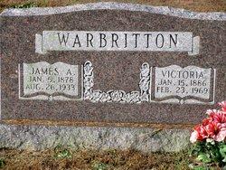 James A. Warbritton