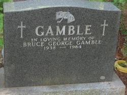 Bruce George Paladin Gamble