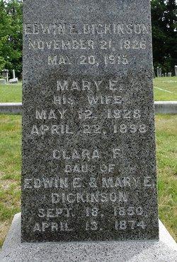 Edwin Eldridge Dickinson, Sr