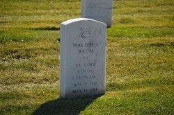 Walter L Baum