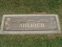 Alva L Ahlrich