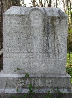 William Asberry Baker
