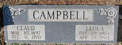 Claud Richardson Campbell