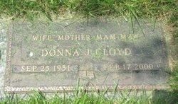Donna Joyce Mam Maw <i>Gilkerson</i> Cloyd