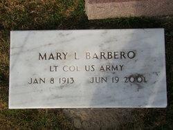 Mary L. Barbero