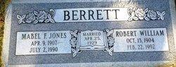Mabel Francis <i>Jones</i> Berrett