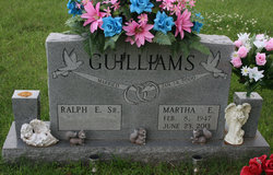 Martha Ellen <i>Jones</i> Guilliams